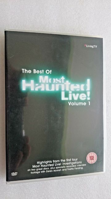 Most Haunted - The Best Of Most Haunted (DVD, 2004)
